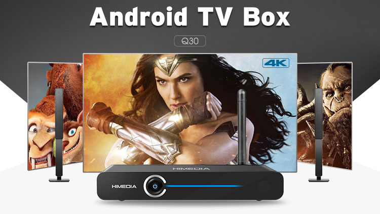 2018 Hot Cake Customized OEM ODM TV BOX Android 7.0