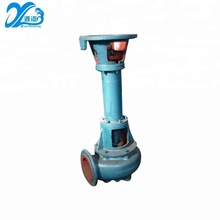 Vertical high pressure jet water dry sand transfer pump for sand transport ship