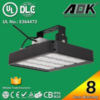 Professional Factory Supply Custom Design ce rohs garage 120w led high bay light with good offer