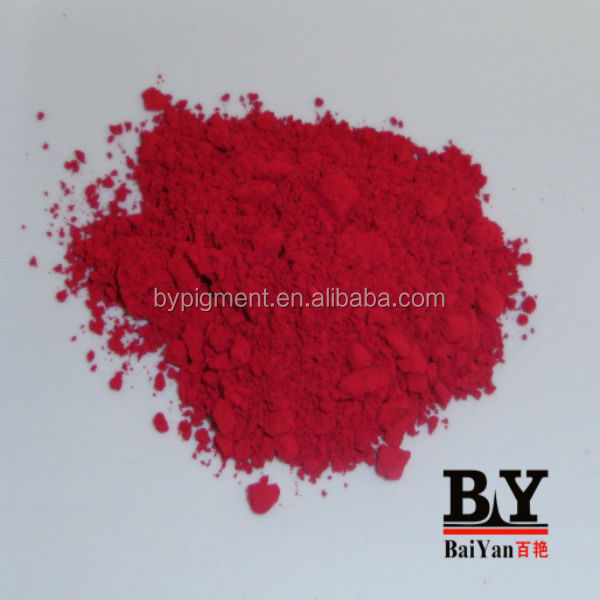 water bassed/Red Lake C/ P.R.53:1/pigment red for coating