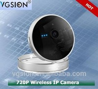 Wireless P2P Network IP Camera Baby Pet Monitor Wifi Cam Iphone/Android Home Use IP Camera