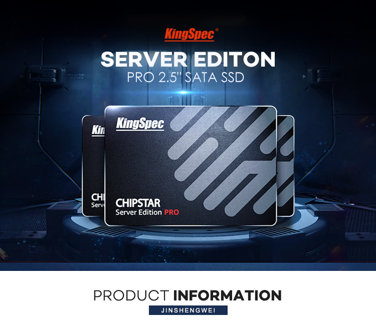 KingSpec New Product 480GB 2.5 Ssd Sata 3 Internal Hard Disk For Enterprises Server