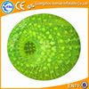 Green color inflatable buy zorb ball, safe human body bounce grass ball