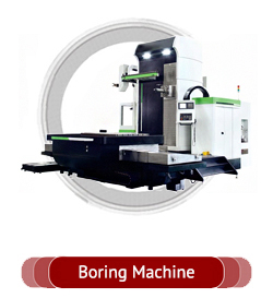 Boring Machine