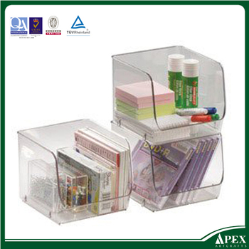 Acrylic Stackable Storage Drawer For Stationery Oem Buy
