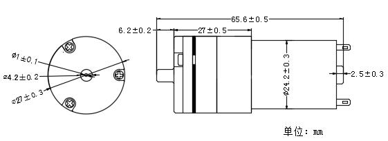 DQB370-D للبيع DC6V مايكرو مضخات هواء الذاتي ضخ ل مدلك