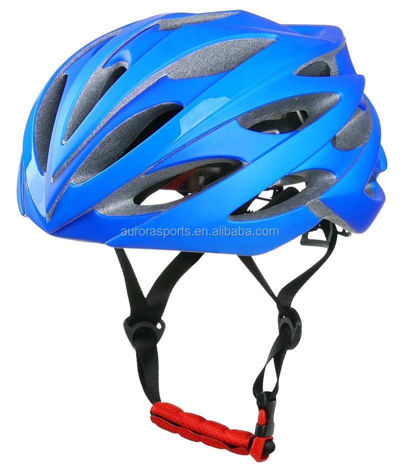 New Glider Bicycle Helmet For Road Racing With Washable Inner Padding