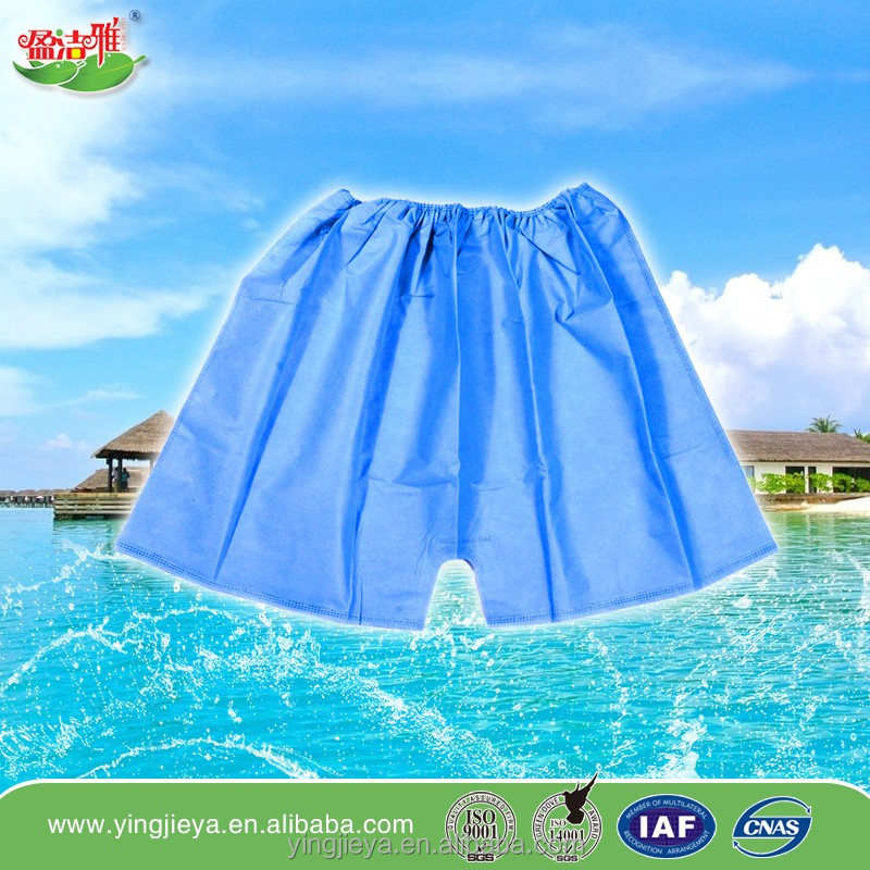 Factory disposable nonwoven SMS or PP disposable men's underware