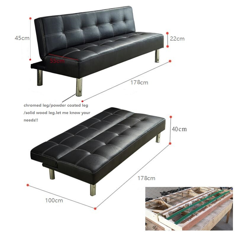 Modern Design Mini Leather Sofa Cum Bed Sofa Bed For Living Room Buy Sofa Bed Living Room Sofa Cum Bed Mini Sofa Bed Product On Alibaba Com