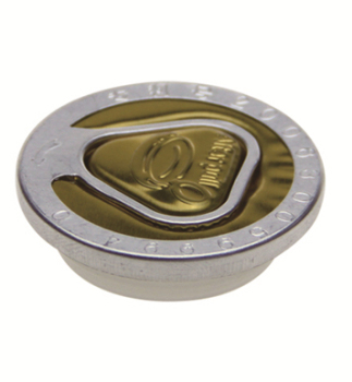 canton fair 32mm factory metal seal and cap for tin can