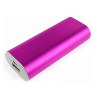 Wholesale Top Quality Power Bank Case 18650 Battery powerbank 2600mAh OEM