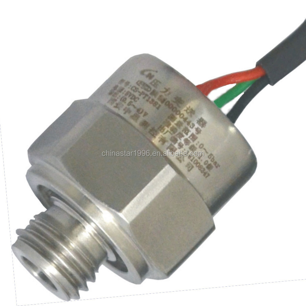 CS-PT1381 Electric environmental protection adblue scr pressure sensor