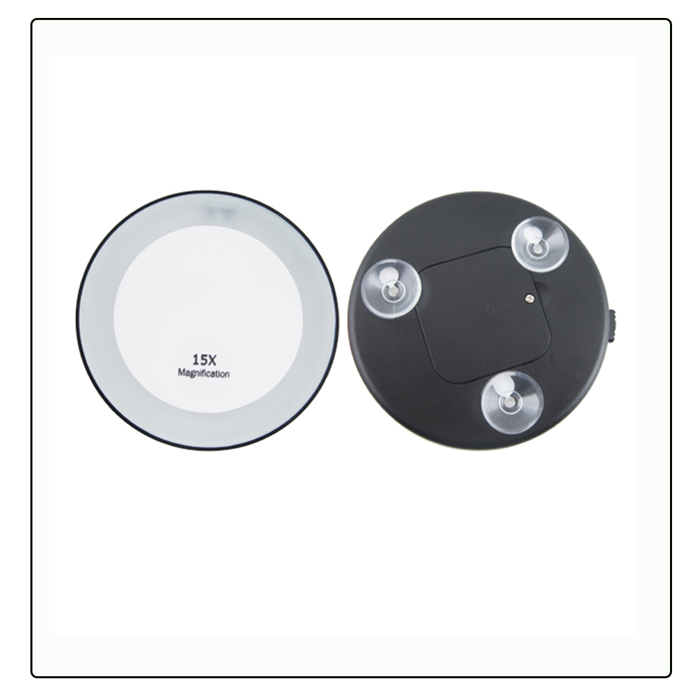 Round Bathroom Wall Mirror 20x Magnifying Makeup Mirror