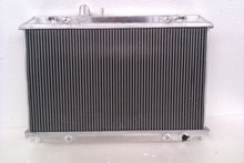 car aluminum radiator for SAAB 9-3 SERIES 03-07