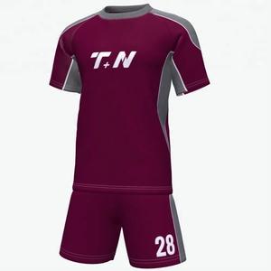 Custom Sublimated Soccer Team Uniform Football Jersey Shirt Design  Sublimation Reversible Custom Soccer Uniform 9748b2b3d