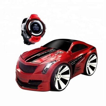 2.4G radio voice command vehicle control car for children