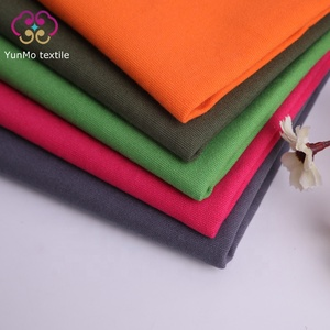 21/2*10 China Factory Yunmo Coated Canvas Cotton Fabric Wholesale For Bags