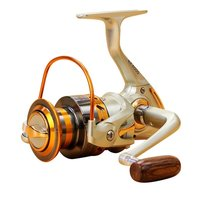 Golden dam quick fishing reel made in china