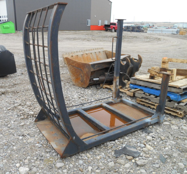 Very Heavy Duty Manufactured Sk200-8 Excavator Cab Guard