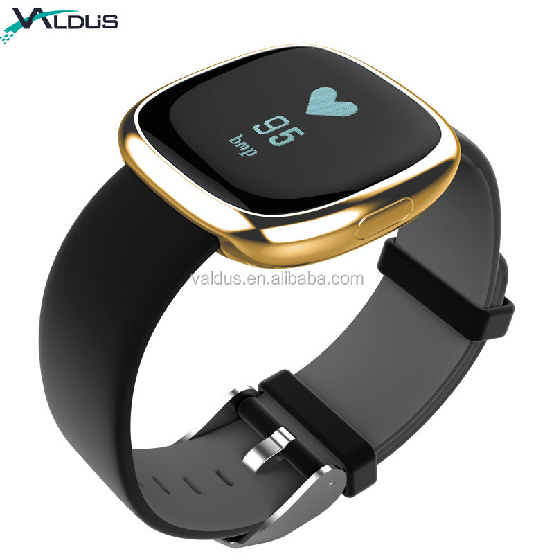 Multi-Function Waterproof Portable Pedometer P2 Walking Running Smart Bracelet