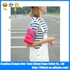 Custom outdoor work out adjustable running armband pouch for phone and key