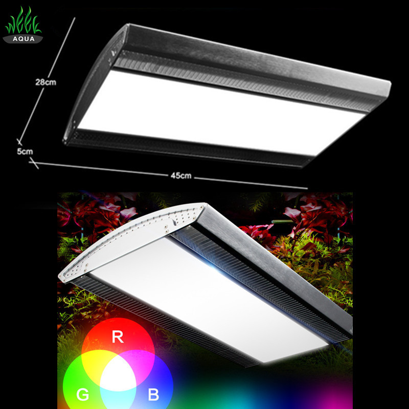 Wholesale Trade Assurance full spectrum aquascape used led aquarium light solar RGB ada solar aquarium light