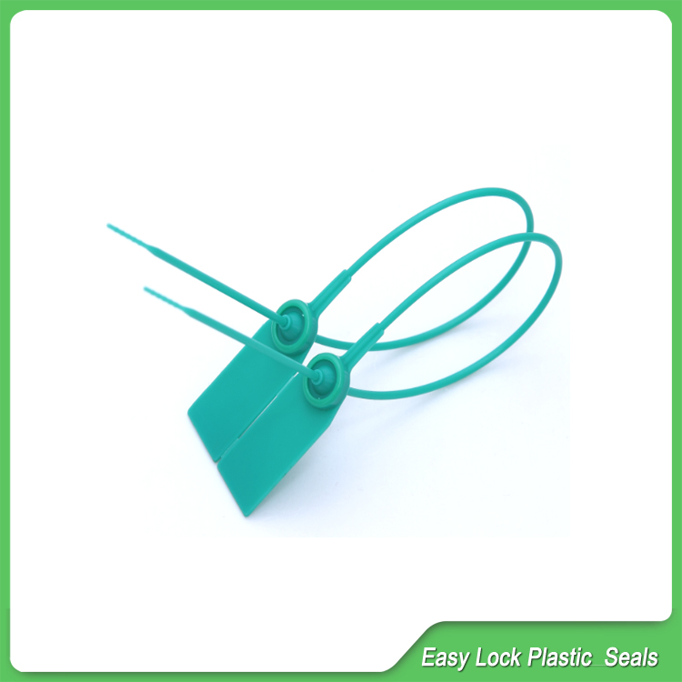 Disposable Self-locking Plastic Seals,Plastic Coded Security Clip Seal(370mm)