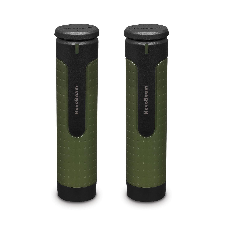 7c573ebc2701 Novobeam NBP3000-2P Ultra-Compact Waterproof   Dustproof Portable USB  External Battery Pack Charger