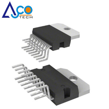 Stereo Audio Amplifier Ic