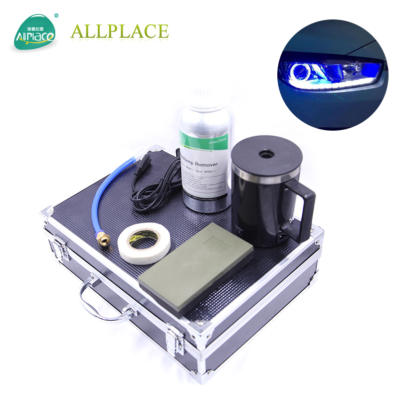 Auto Lens Repair Kit Automobile Headlight Repairing Tools