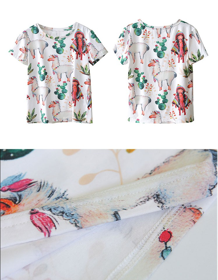 Custom sublimation printing dry fit short sleeve women t-shirt