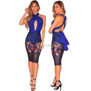 Frauen Kleider Großhandel Kleidung Mädchen Sexy Nacht Kleid Fotos ...