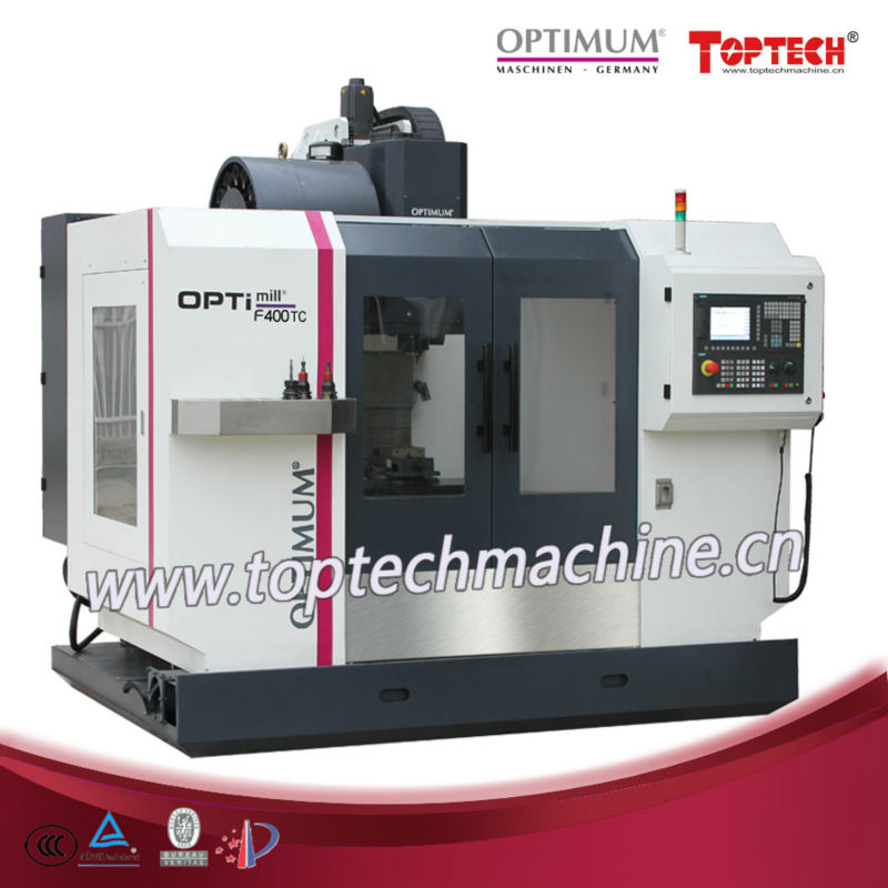 F400 low price cnc milling center machine for processing