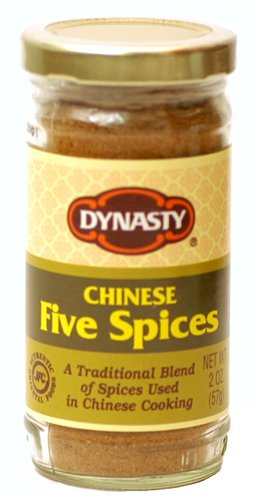 Dynasty Chinese Five Spice Powder (Pack of 3)