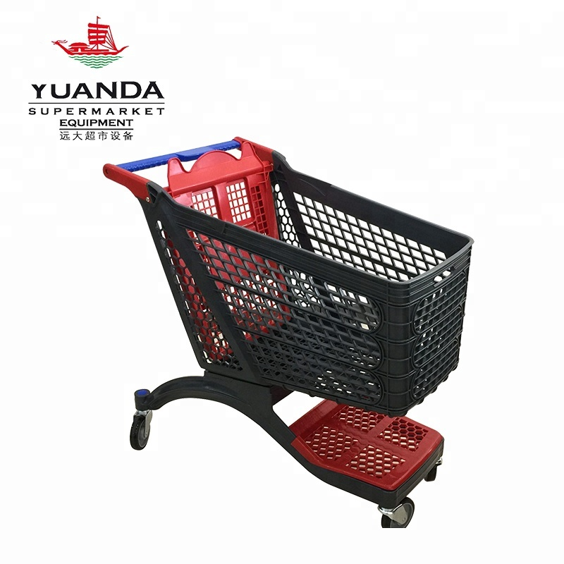 ad5a8ee0b7ac Plastic Folding Utility Cart/lightweight Mobile Shopping Trolley - Buy  Rolling Folding Shopping Cart,Portable Folding Shopping Cart,Kids Plastic  ...