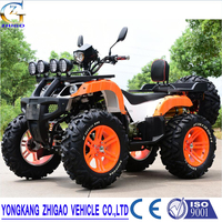 High Quality 4 Wheeler Air/Water Cooled ATV 4x4 250cc ATV