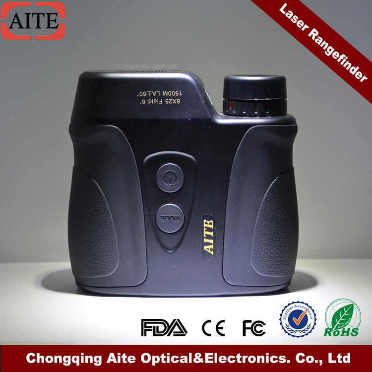 Handle size binocular to meausre distance