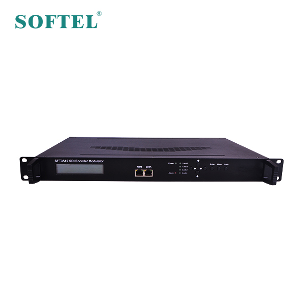 [Softel]4 In 1 Cable Tv Ip Qam Modulator