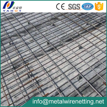 Constructive 6x6 Concrete Reinforcing Welded Wire Mesh - Buy 6x6 ...