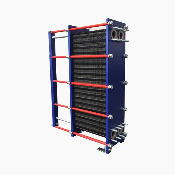 Теплообменники графитовые кожухотрубчатые Минеральные Воды Паяный теплообменник-испаритель Машимпэкс (GEA) GBH-HP1000AE Артём