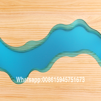 Wholesale wood table top epoxy resin and hardner new products supply clear epoxy glue