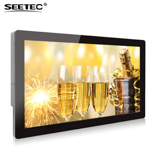 22 inch Full HD 1920x1080 battery powered lcd montior the computer screen with ips tft panel