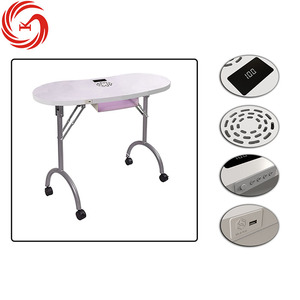 New development Folding Nail table furniture manicure table idea for sale