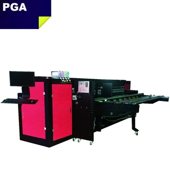 Good Price One Year Warranty Corrugated Board Inkjet Printer 2500AF-4PH