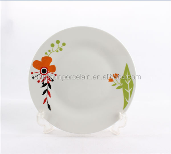 ceramic plates in guangzhou,porcelain dish and plate,dishes&plates