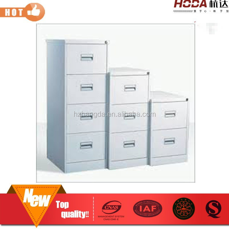 2015 Door vertical drawer metal moveable cabinet for school and office