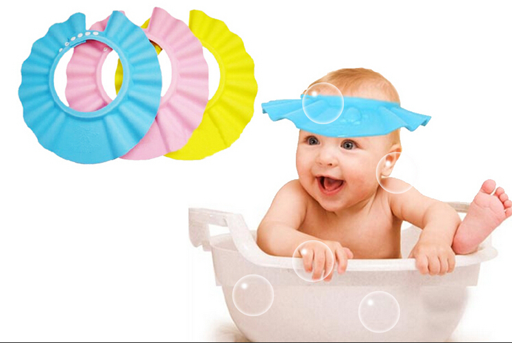Beautiful Buy Baby Shampoo Cap Children/kids/safety Cap Shampoo Baby Shower Cap A  Shampoo Cap Can Be Adjusted TY3 In Cheap Price On M.alibaba.com