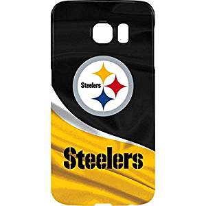 03b6b9e201b0bf Get Quotations · NFL Pittsburgh Steelers Galaxy S7 Edge Lite Case -  Pittsburgh Steelers Lite Case For Your Galaxy