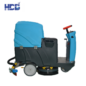 Newly Design Low Noise Automatic Floor Scrubber Dryer