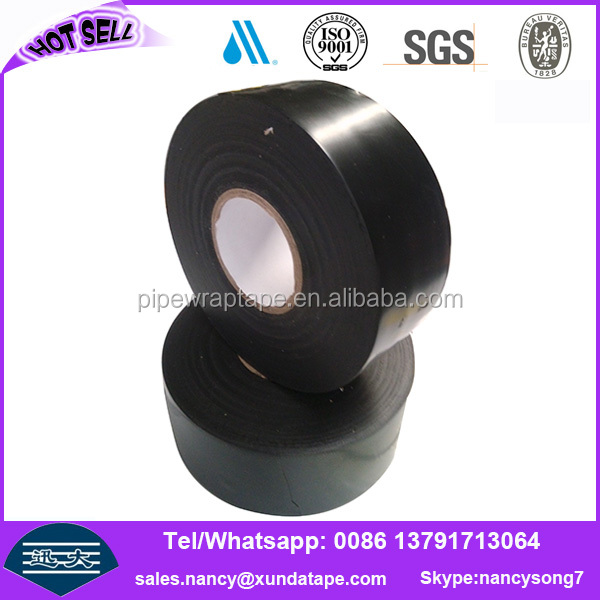 xunda protection underground gas pipeline wrapping butyl tape